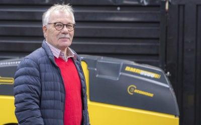 """""""Mr Bomag"""" är tillbaka. Stefan Åkerström gör comeback."""