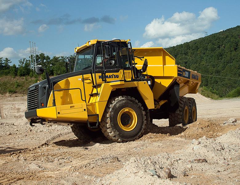 dumper HM300-5