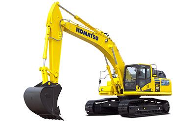 Komatsu Hybrid HB365